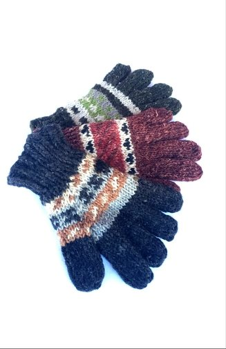 Knit Glove Hemp KI-NH-HGL