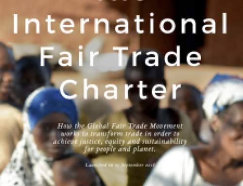 International Fair Trade Charter Defines Vision for a Fairer World