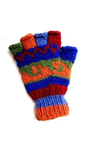 Knit Fingerless KI-N-GLNF