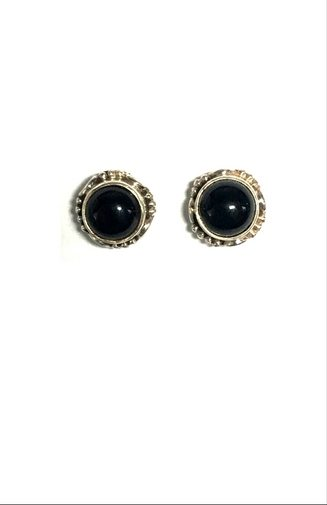 Sterling Earring Stud E424